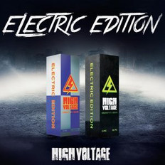 HIGH VOLTAGE **ELECTRIC EDITION** 30ML (MSRP $ 20.00)