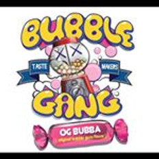 "BUBBLE GANG ""OG BUBBA"" 60ML *DROP SHIPS* (MSRP $26.00)"
