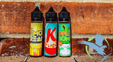 In Your Face E-Liquid 60mL *Drop Ships* (MSRP $25.00)