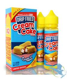 FRYD Deep Fried Cream Cake E-Liquid 120mL (MSRP $35.00)