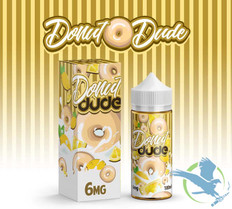 Donut Dude By ACK E-Liquid 100ML *Drop Ships* (MSRP $30.00)