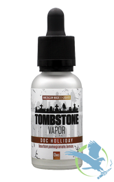 Tombstone Vapor by Wisconsin Dairy Co. E-Liquid 30ML *Drop Ships* (MSRP $18.00)