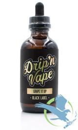 Drip'n Vape Black Label E-Liquid 120 ML *Drop Ships* (MSRP $20.00)