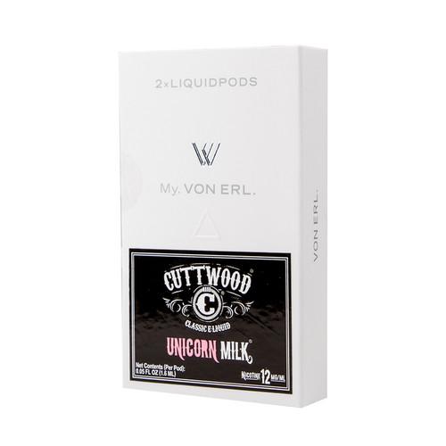 My. Von Erl Liquidpod by Cuttwood 2-pack (MSRP $11.00)