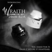 Council of Vapor Wraith 24mm Atomizer (MSRP $40.00)