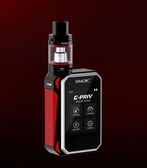 SMOK G - PRIV 220 Touch Screen Kit with TFV8 Big Baby Tank (MSRP $130.00)