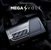 Mega Volt 80W TC Box Mod by Council of Vapor - Silver (MSRP $55.00)