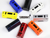 SMOANT Battlestar 200W TC Box Mod (MSRP $60.00)