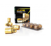 GClapton OVC 0.4 Ohm Coils 4Pk (Compatible with Kyodo Tanks and Yakuza Kit)(MSRP $22.00)