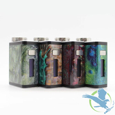 Funky 60W TC Resin Box Mod - Assorted Colors (MSRP $50.00)