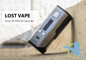 Lost Vape Drone BF Squonker DNA166W TC Box Mod (MSRP $170.00)