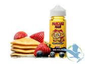 Pancake Man E-juice By Vape Breakfast Classic 120ML (MSRP $40.00)