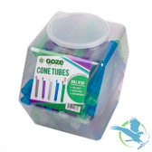 Ooze Cone Tubes Roll N'Go Assorted Colors - Pack of 100 *Drop Ships* (MSRP $60.00)