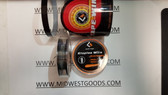 Clapton Kanthal A1 Spool By GeekVape 26AWG-32AWG 15Ft (MSRP $12.00)