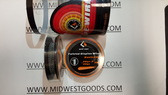Twisted Clapton Kanthal A1 Spool By GeekVape 26AWG*2-32AWG 10Ft (MSRP $12.00)