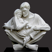 """A Quiet Moment"" Sculpture, Timothy Schmalz"