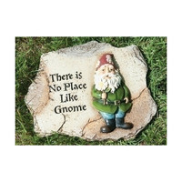 Gnome Garden Stepping Stone