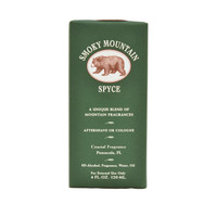 Smoky Mountain Spyce Cologne With Free Sprayer Applicator Coastal Fragrance