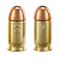 Big Shot .45 Cal Salt and Pepper Set
