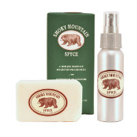 Smokey Mountain Gift Set Coastal Fragrance