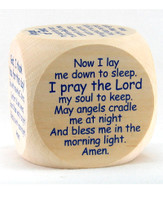 The Original Bedtime Prayer Cube
