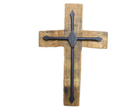 Diamond Cross 10""