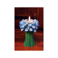 Bearded Iris Bouquet Tea Light