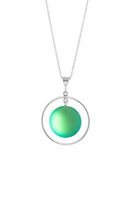 LeightWorks Circle with Loop Pendant