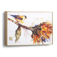 Goldfinch Wall Art, Dean Crouser