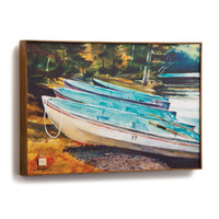 Rental Boats Wall Art Dean Crouser
