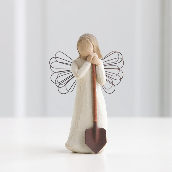 Willow Tree Angel Of The Garden Image 1