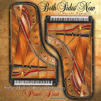 "Steve Hall, ""Both Sides Now"" CD"