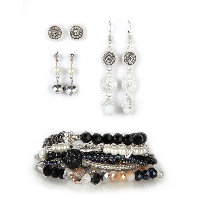Seville Bracelet & Earring Set