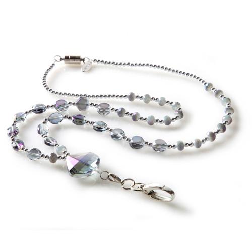 Id Card Beads: Aurora Fashion Lanyard