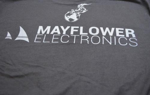 Co-Branded Mayflower Electronics T-Shirt