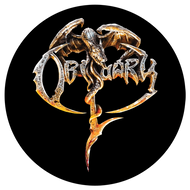 """Obituary 2017 Logo"" Circle Sticker"
