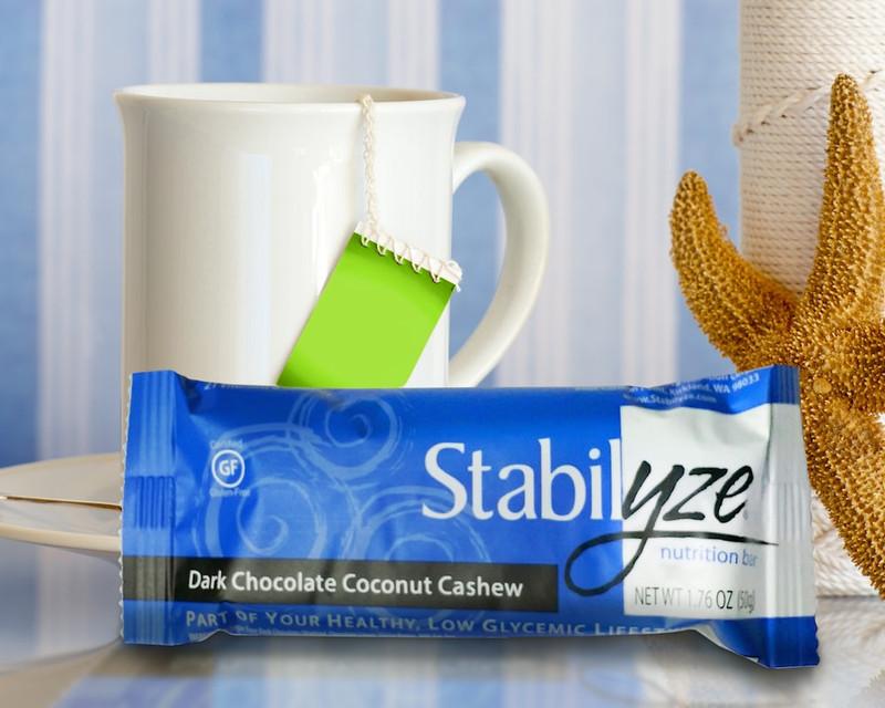 Stabilyze Nutrition Bar Ingredient Details