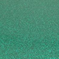 "Iron-on Emerald Glitter 19.75"" x 36"""