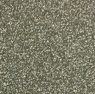 "Iron-on Champagne Glitter 19.75"" x 36"""