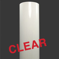 "Clear (Gloss) 12"" x 5yd"