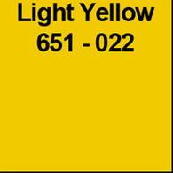 "Light Yellow (Gloss) 12"" x 5yd"