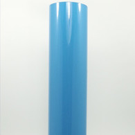 "Light Blue (Gloss) 12"" x 5yd"