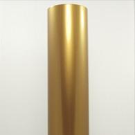 "Gold Metallic 751 (Gloss) 12"" x 5yd"