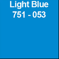 "Light Blue 751 (Gloss) 12"" x 5yd"