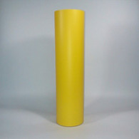 "Light Yellow (Matte) 12"" x 5yd"