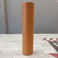 """Orange Brown (Matte) 12"""" x 5yd"""