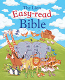 The Lion Easy-Read Bible cover photo