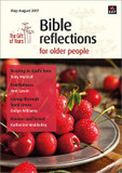 Bible Reflections for Older People May - August 2017: Issue 2 cover photo