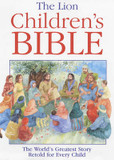 The Lion Children's Bible cover photo