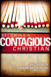 Becoming a Contagious Christian cover photo
